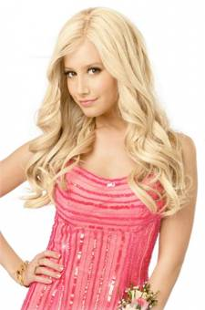 Ashley Tisdale---Sharpay HSM 1,2,3.--- Personalidad Dificil