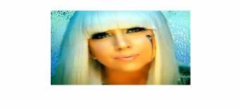 La extravagante Lady Gaga