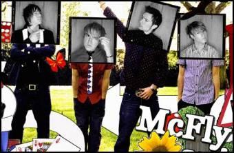 Amo a McFLY es lo mejor que me a pasado en mi vida