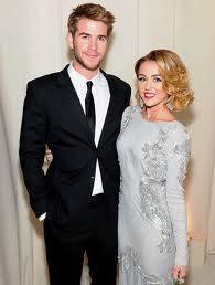 Miley y Liam Hemsworth