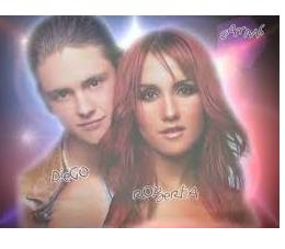 dulce maria y cristopher