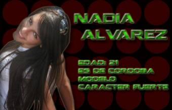 Nadia Alvarez