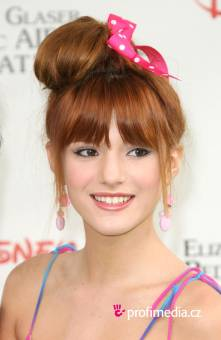 Más o menos nos gusta Bella por sus peinados