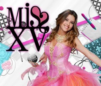 Miss XV.