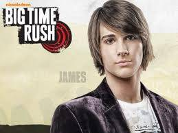 james - big time rush