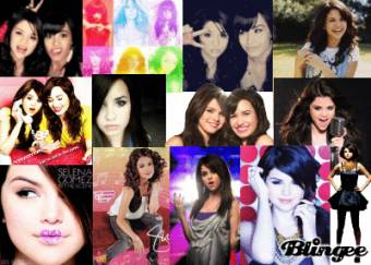 Selena Gòmez¡¡¡ es la mejor mas original y unica.