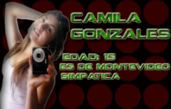 Camila Gonzales