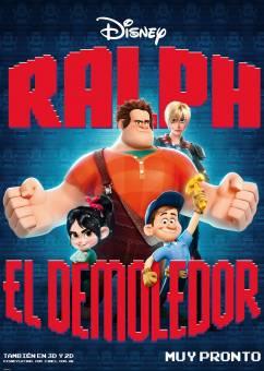 RALPH EL DEMOLEDOR