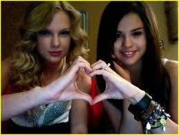 Taylor Swift y Selena gomez