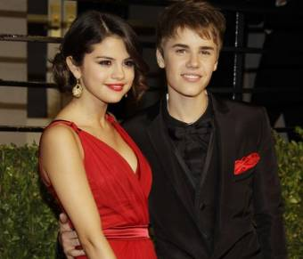 Selena Con Justin Bieber