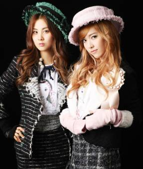 Jessica y Seohyun
