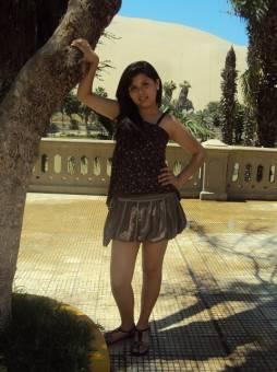 Leslye Olaechea Rojas 2°