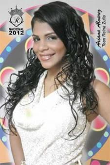 ARIANA ALVAREZ / TEEN REINA ZULIA
