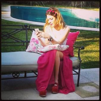 "Gracias por ver esta Votacion de la Hermosa serie ""Violetta"""