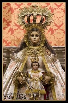 Virgen del Rosario ( Cadiz )