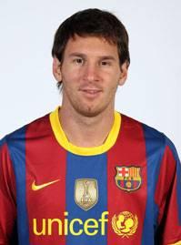 Lionel Andrés Messi Cuccitini